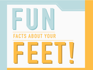 Fun Foot Facts